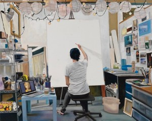 Blank Canvas by Helena Hsieh