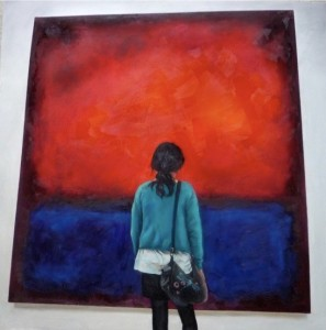 Rothko and I by Helena Hsieh
