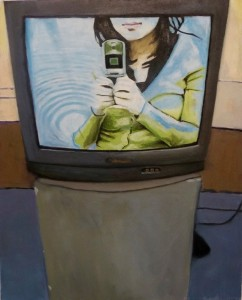 TV Portrait by Helena Hsieh